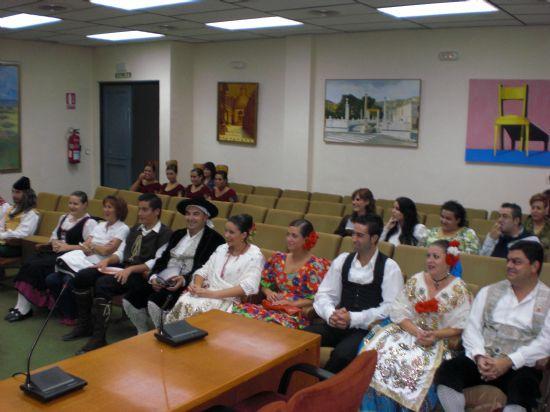 La XXIX Muestra Nacional de Folklore se celebró el sábado 27 de septiembre, Foto 1