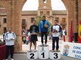 """La """"XII Carrera Subida a La Santa"""" contó con la participación de un total de 300 atletas"""