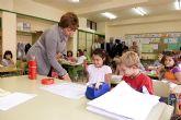 La alcaldesa inaugura el curso escolar en el colegio Beethoven