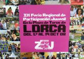 La Concejalía de Juventud fleta un autobús para asistir al 'Zona Joven' 2008 que se celebra en Lorca