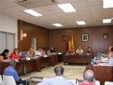 El pleno acuerda por unanimidad exigir al Gobierno de la Nación que no se disminuyan los ingresos locales en los Presupuestos Generales del Estado de 2009