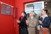 Se inauguró la guardería del campus de Espinardo