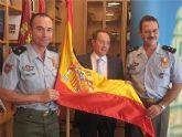 Los murcianos podrán jurar bandera el próximo 25 de octubre con los nuevos paracaidistas
