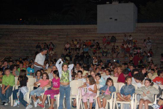 El programa de teatro infantil y familia 2008 finaliza con la obra de teatro Auuu!! con gran afluencia de público, Foto 2