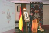 Valcárcel evoca los fuertes vínculos que unen a la aviación militar española con la Región