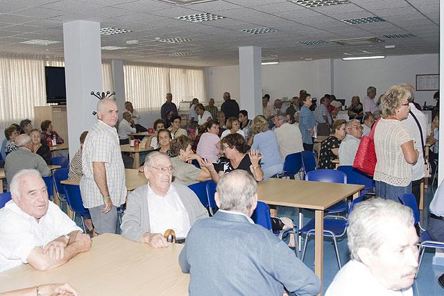 Los Mayores estrenan su Centro con numerosas actividades - 1, Foto 1