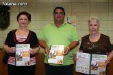 """Las actividades del """"IV Encuentro Solidario de Amigos y Enfermos de Alzheimer"""" darán comienzo hoy jueves"""