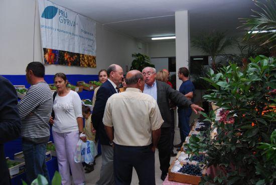 Gran variedad de productos en la Exposición de Uva de Mesa y Productos Agrarios del Bajo Guadalentín, Foto 3