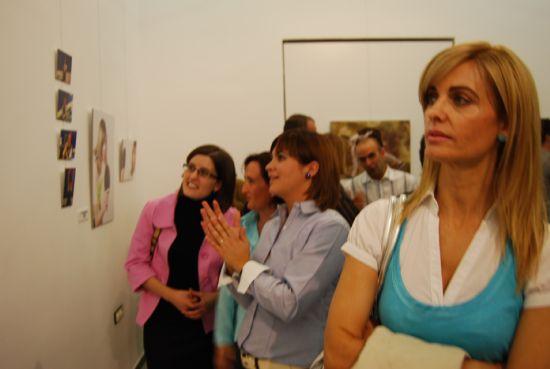 """Se inaugura la Exposición """"Reflejos del Espíritu"""", Foto 1"""