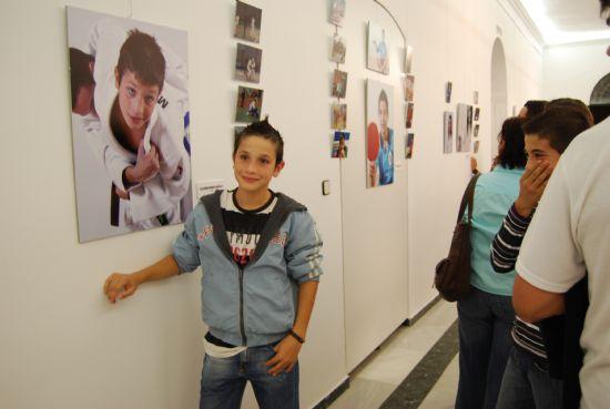 """Se inaugura la Exposición """"Reflejos del Espíritu"""", Foto 4"""