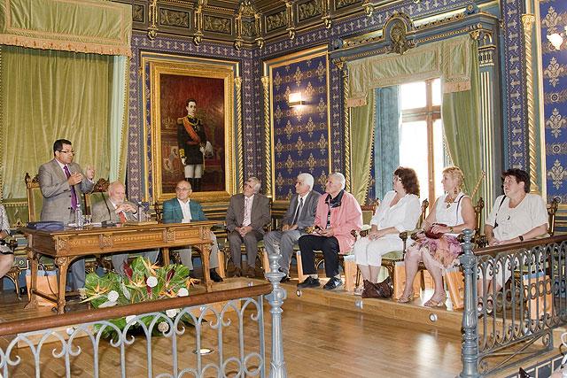 Mazarrón recibe a la delegación francesa de Villard Bonnot - 1, Foto 1