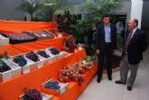 Gran variedad de productos en la Exposici�n de Uva de Mesa y Productos Agrarios del Bajo Guadalent�n