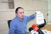 El portavoz del equipo de gobierno hizo un balance del pleno del mes de Septiembre