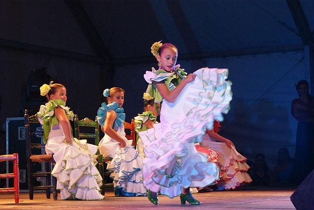 Más de 100 niños y jóvenes participaron el en Festival Flamenco Infantil que además contó con la actuación de 'Riá Pitá' - 1, Foto 1