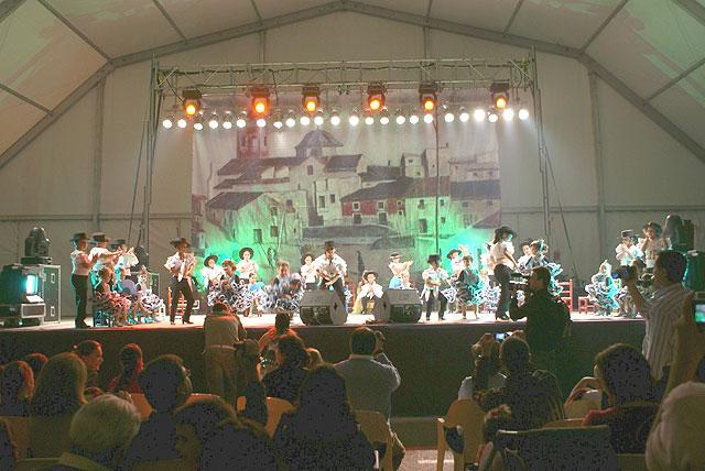 Más de 100 niños y jóvenes participaron el en Festival Flamenco Infantil que además contó con la actuación de 'Riá Pitá' - 3, Foto 3