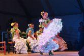 Más de 100 niños y jóvenes participaron el en Festival Flamenco Infantil que además contó con la actuación de 'Riá Pitá'