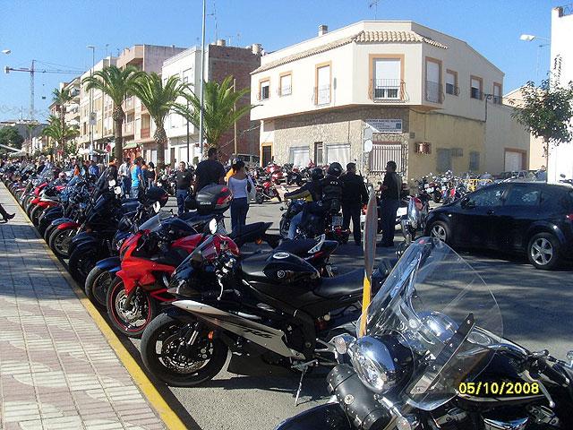 """Más de 1.200 participantes en el I Encuentro Motero """"Ciudad de Puerto Lumbreras"""". - 1, Foto 1"""