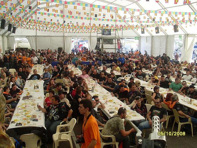 """Más de 1.200 participantes en el I Encuentro Motero """"Ciudad de Puerto Lumbreras"""". - 2, Foto 2"""