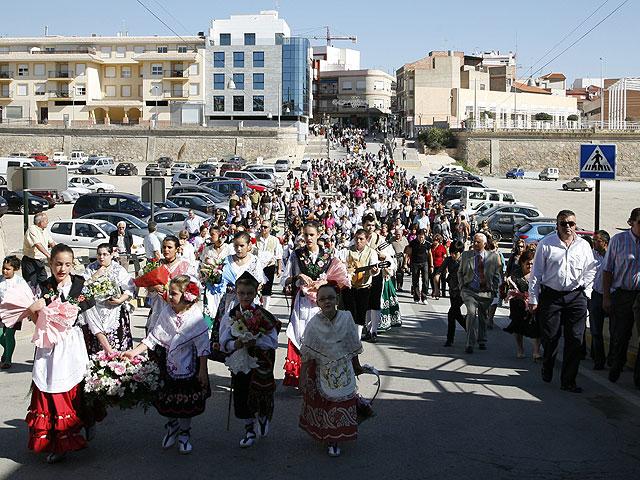 Ofrenda Floral, Misa Solemne y Procesión en Honor a Ntra. Sra. Virgen del Rosario - 4, Foto 4