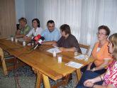Inauguración curso de la Asociación Sociocultural de la Mujer Totanera