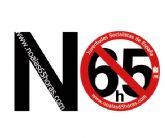 Juventudes Socialistas de Archena dicen 'Por la Europa Social: No a las 65 horas'