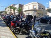 """Más de 1.200 participantes en el I Encuentro Motero """"Ciudad de Puerto Lumbreras""""."""
