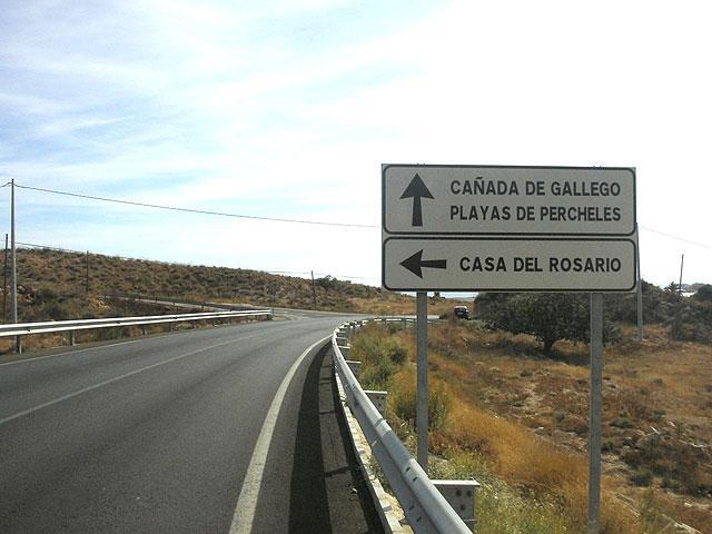 Mazarrón mejorará sus accesos - 1, Foto 1