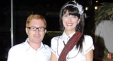 María Jesús Castelló y Ginés José Sánchez nuevos Miss y Mister de las fiestas del Turismo de La Manga que han batido récords de participación