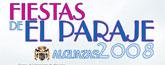 Programa de fiestas de El Paraje 2008