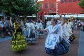 Actuación del Grupo de Coros y Danzas El Molinico en Alicante