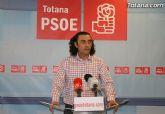 El PSOE de Totana pide un pleno extraordinario para defender el trasvase Tajo-Segura