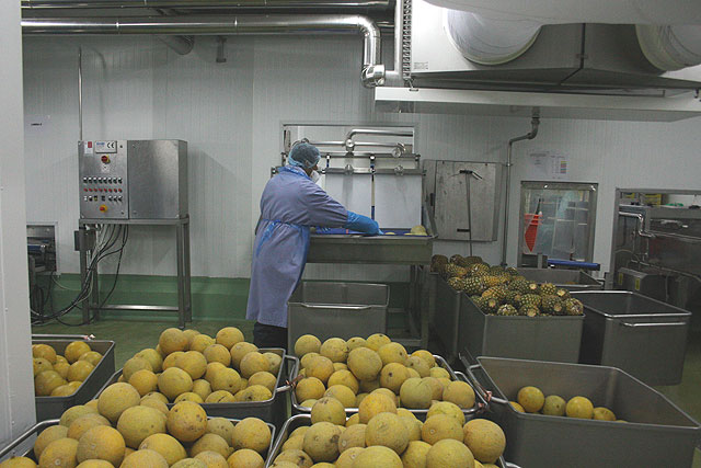 Cerdá anima al sector agroalimentario a seguir manteniendo una industria fuerte e innovadora - 1, Foto 1