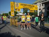 "Atletas del Club Atletismo Totana participaronb en la XI Media maratón ""Villa de Huércal-Overa"""