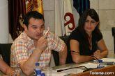 El concejal de Hacienda pregunda a García que si sabe tanto de política económica y financiera municipal por qué está imputado por un delito socioeconómico cuando fue presidente de PADISITO