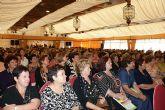 El presidente de la Comunidad inaugura las jornadas Regionales con motivo del Día de la Mujer Rural