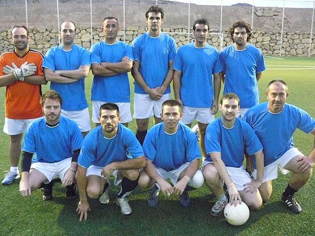 "La Peña Madridista ""La Décima"" se proclama nuevo líder de la liga de fútbol aficionado Juega Limpio, Foto 3"