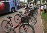 El Ayuntamiento contrata la adjudicación definitiva del suministro e instalación de sistema de préstamo de biciletas para el paseo urbano por tarjeta de identificación electrónica en Totana
