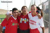 """M�s de 400 j�venes de 20 centros ocupacionales de la Regi�n de Murcia participan en el """"II Encuentro deportivo regional para personas con discapacidad"""""""
