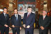 El consejero de Obras Públicas y Ordenación del Territorio inaugura en IFEPA 'Construmurcia 2008'