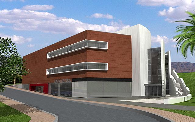 El Ayuntamiento recibe la autorización de la Comunidad para la construcción del centro cultural - 1, Foto 1