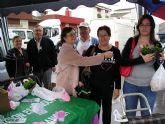 El Día Internacional contra el Cáncer de Mama se adelanta en Las Torres