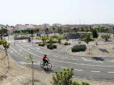 Abre sus puertas el nuevo Parque Infantil de Tráfico de Molina de Segura, donde recibirán Educación Vial los escolares del municipio