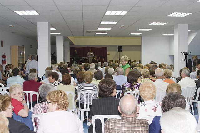 Los mayores tienen este fin de semana la agenda completa de actividades - 1, Foto 1