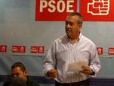 Los socialistas de Totana eligen nuevo Secretario General a Juan Fco. Otálora