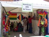 """El Encuentro de Culturas"""" se celebrar� este domingo 18 de octubre en la plaza de la balsa vieja durante toda la mañana"""