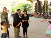 Inauguradas las obras de mejora y mantenimiento en los colegios públicos San Antonio, San Miguel, Cervantes y la escuela infantil Inmaculada de Molina de Segura