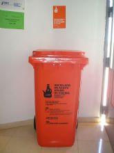 Puerto Lumbreras recicla 200 litros de aceite de cocina usado durante los últimos 6 meses