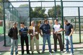 El concejal de Deportes presenta junto a los coordinadores de las Escuelas Municipales su programación para el curso 2008/2009