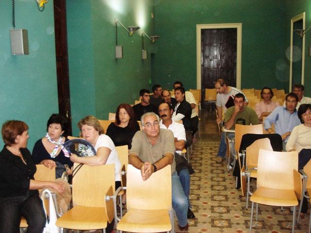 La Asamblea de Izquierda Unida en la Comarca del Guadalentín, apuesta por un documento de síntesis en el proceso congresual de la Formación de Izquierdas, Foto 2