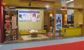 La artesanía de Totana estuvo presente en Construmurcia 2008